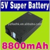 DC 5V 8800mAh Super Rechargeable Lithium-ion Battery