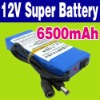 DC CCTV Rechargeable Li-ion Battery