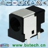 DC Power Socket with Center Pin Diameter of 2.0/2.5/3.0