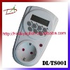 DL-TS001 230V AC European timer socket