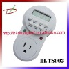 DL-TS002 electronic digital weekly timer switch
