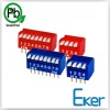 DPL Series Piano Type Dip Switch