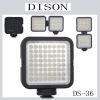 DS-36 LED Video Light