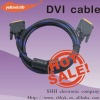 DVI DVI male to male cable most competitive price lowest price