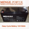 Deep Cycle Battery 12V150AH