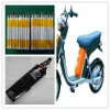 Deep cycle battery power electric scooter 36v 9ah