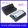 Digital Camera Battery For EN-EL4, video camera battery