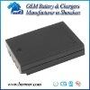 Digital camera battery pack replacement for Olympus LI-12B/10B