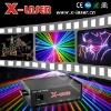 Disco ILDA 8W RGB full color Animation laser light