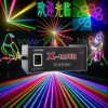 Disco ILDA 8W RGB full color Animation laser show