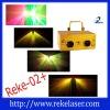 Disco laser light show