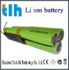 Diver Flashlights battery 4000mah 12v