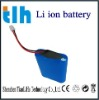 Diving lights battery 3.7v 7200mah