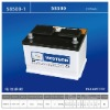 Dry Car Batteries N50R