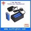 ECG monitor battery