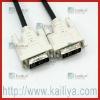Eco-friendly 19P VGA To VGA Cable