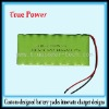 Emergency Light Battery Pack NiMH AA2000mAh 12V