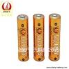 Environmental-friendly battery AAA SIze LR03 Alkaline dry battery