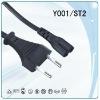 Europe power cord D01/QT2