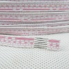 Extruded flat ribbon wire(pitch:2.5mm)2468