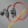F107-C Inline 20 AWG ATC Blade MINI Fuse Holder Car/Boat/blade fuse holder