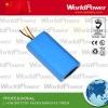 Flashlight 18650 3.7V 5200mah Li-ion rechargeable battery packs