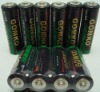 Flashlight battery AA,R03 1.5v