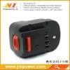 For Firestorm FS140BX power tool battery 14.4V 3000mAh