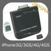 For iPhone 4G/4GS/3G/3GS Backup Battery(ASC-035)