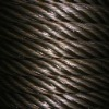 Forging steel wire rope