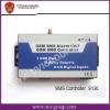 GSM SMS remote control( 2 Input / 2 Output / USB Ports )