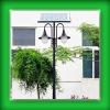Garden Solar Lights Amber Lamp