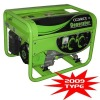 Gasoline Weld Generator! 6kw three phase Wed/LPG/Gasoline generator