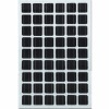 Glazing Glass solar panel 135W