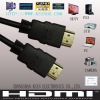 Gold plated HDMI cable  HDMI cable 1080p 3D cable