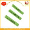 Green power battery rechargeable NI-ZN AAA700mAh battery pack