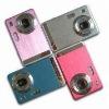 HD Digital Cameras with 5MP CMOS/8x Digital Zoom/2.7-inch LCD/Flashlight