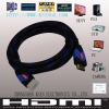 HDMI  cable 1080P, 3D with Ethernet