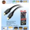 HDMI cable  for 1080P, 3D, with Ethernet, ATC test, UL,  AT1031