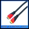 HDMI cable with ethernet support 3D high speed 1080p hdmi cable with nylon