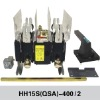HH15 Switchboard use isolate switch-fuse