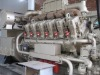 HOT 80kw CBM gas powered generating sets
