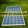 HY 100W monocrystalline solar panel