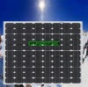 HY monocrystalline solar panel  100w