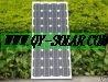 HY monocrystalline solar panel  120w