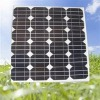 HYsolar panel 55w monocrystalline