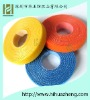 HZ-1050  colorful  back to back velcro straps