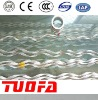 Helical hot-dip galvanized steel wire Suspension Clamp