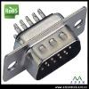 High Density 15 Pins Male Plug D-SUB Connector