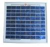 High Efficiency 10W Polycrystalline Silicon Solar Panel Modules